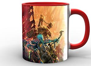 Кружка GeekLand World of Warcraft Мир Военного Ремесла орда WW.02.21