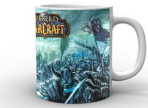 Кружка GeekLand World of Warcraft Мир Военного Ремесла два короля WW.02.19
