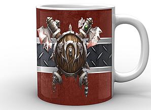 Кружка GeekLand World of Warcraft Мир Военного Ремесла орк WW.02.16