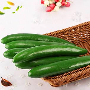 Искусственный овощ огурец, фото 2