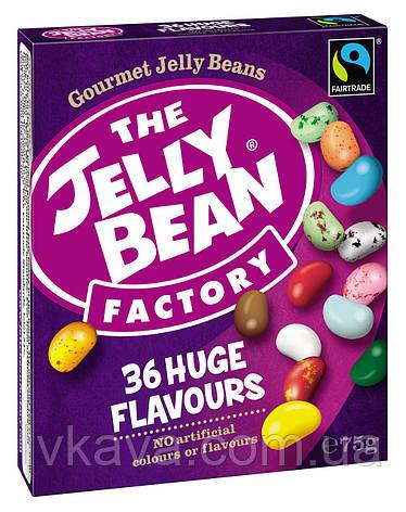 Желейные конфеты The Jelly Bean factory 36 huge flavours, 75 гр, фото 2
