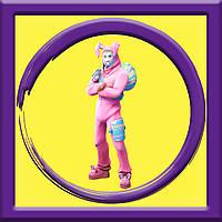 ⭐⭐⭐Аниматор Опасный кролик (Rabbit Raider) Фортнайт на детский День рождения в Киеве⭐⭐⭐