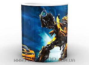 Кружка GeekLand Трансформеры Transformers Бамблби TF.002.03