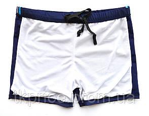 Стильные мужские купальные боксеры 94459 с 50 по 58 рр., фото 3