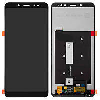 Дисплейный модуль LCD Xiaomi Redmi Note 5 + touch Black
