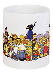 Кружка Симпсоны микс The Simpsons