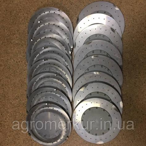 Высевающий диск AC819107 Kverneland Optima 24x3,0 подсолнух, фото 2