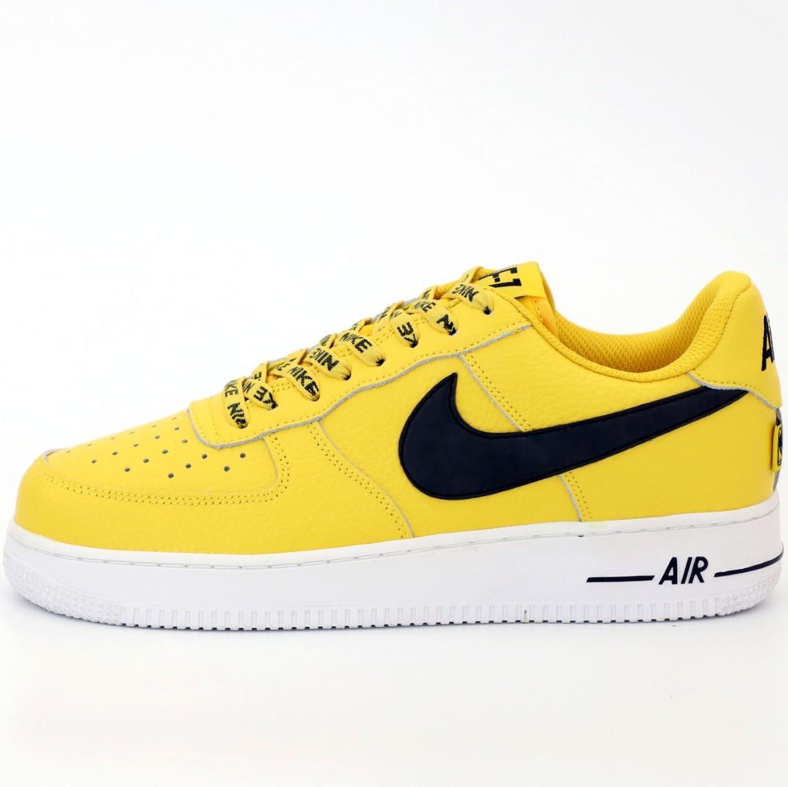 Мужские кроссовки Nike Air Force 1 Low NBA (2 ЦВЕТА)