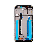 Дисплейный модуль Xiaomi Redmi 4x + touch + frame White