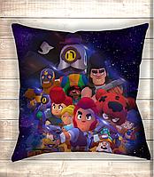 Подушка-Мстители Brawl Stars