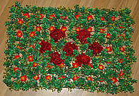 Коврик цветочная поляна 60х40 см