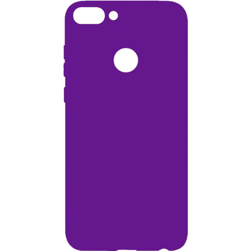 Чехол накладка для Huawei P Smart (2020) Violet Mobikin