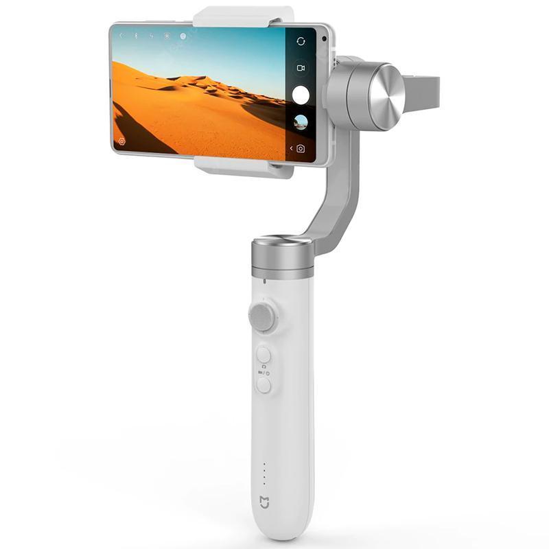 Xiaomi Mijia Smartphone Handheld Gimbal (SJYT01FM) (3х осевой стабилизатор)