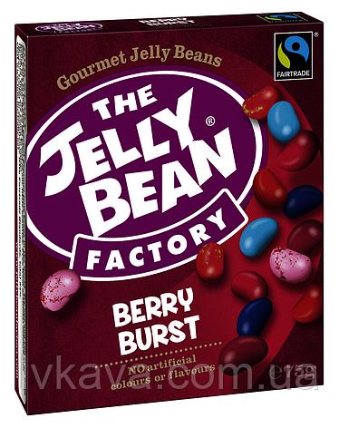 Желейные конфеты The Jelly Bean factory Berry Bust, 75 гр, фото 2