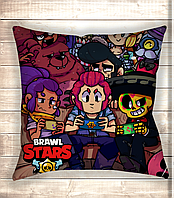 Подушка Gamer Brawl Stars
