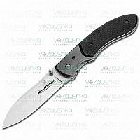 Нож Boker Magnum Tech Folder Carbon (01SC147) 440A, клипса