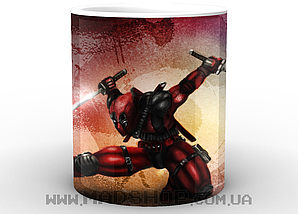 Кружка GeekLand Deadpool art  02.05
