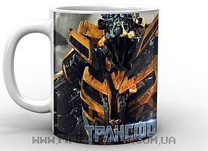 Кружка GeekLand Трансформеры Transformers постер TF.002.08