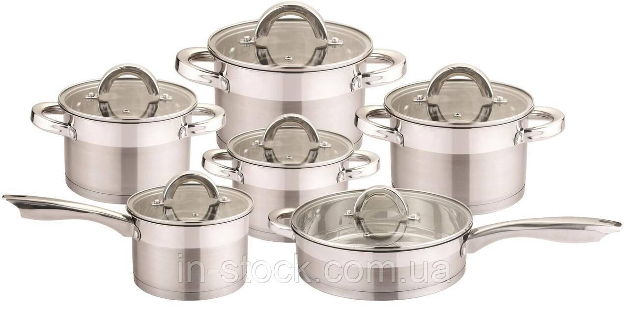 Набор посуды Bohmann BH 007-12