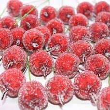 Декоративное сахарное яблочко.Яблоко в сахаре., фото 2