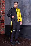 Мужской спортивный костюм / двунитка / Украина 47-1264, фото 3