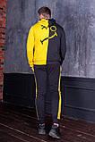 Мужской спортивный костюм / двунитка / Украина 47-1264, фото 6