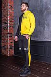 Мужской спортивный костюм / двунитка / Украина 47-1264, фото 4