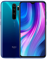 "Xiaomi Redmi Note 8 Pro 6/128 Gb Ocean Blue, 6.53"", Helio G90T, 3G, 4G, NFC (Global)"