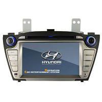Штатна автомагнітола Hyundai Tucson