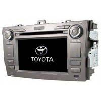 Автомагнитола штатная Toyota Corolla - 6008