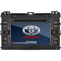 Автомагнитола штатная Toyota Prado 120