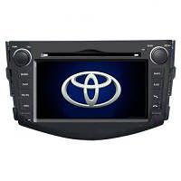 Автомагнитола штатная Toyota RAV4