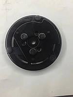 Прижимная пластина компрессора кондиционера SANDEN 7н15 шпонка