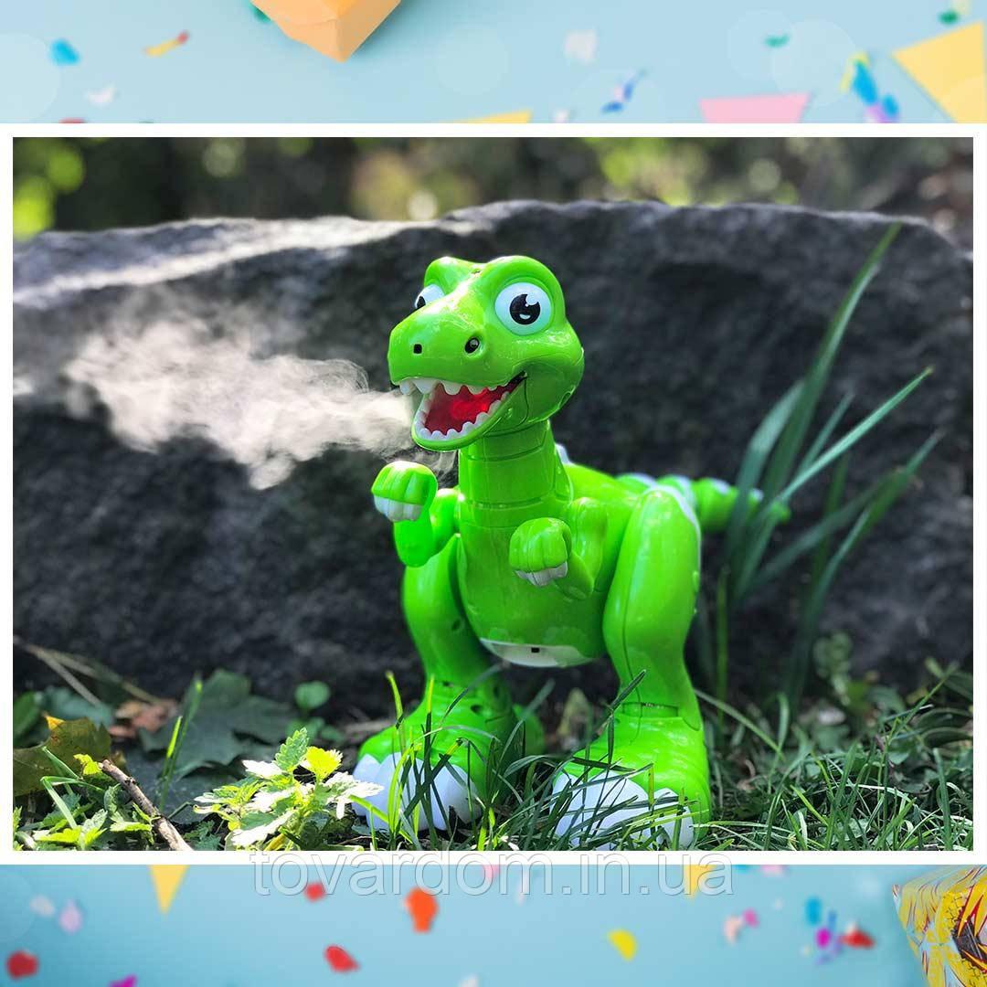 Интерактивная игрушка Динозавр 908A