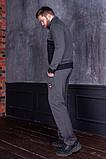 Мужской спортивный костюм / двунитка / Украина 47-1266, фото 6