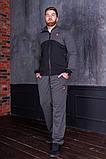 Мужской спортивный костюм / двунитка / Украина 47-1266, фото 3