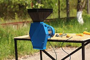 Бытовая зернодробилка крупорушка для зерна (до 180 кг/час, 1,7 кВт)