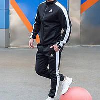 Мужской спортивный костюм на весну в стиле Reebok, фото 1