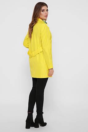 Женская куртка-ветровка с хлястиком размеры 40, 42, 44, 46, фото 2