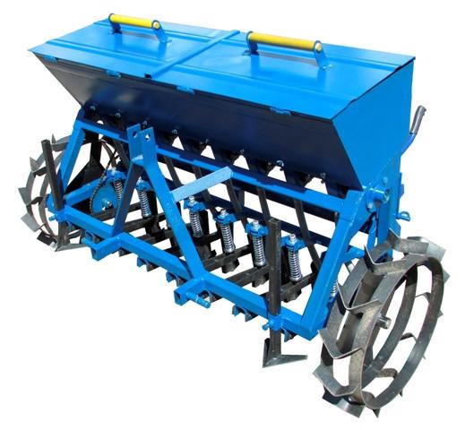 Сеялка зерновая 8 рядная (для минитрактора)