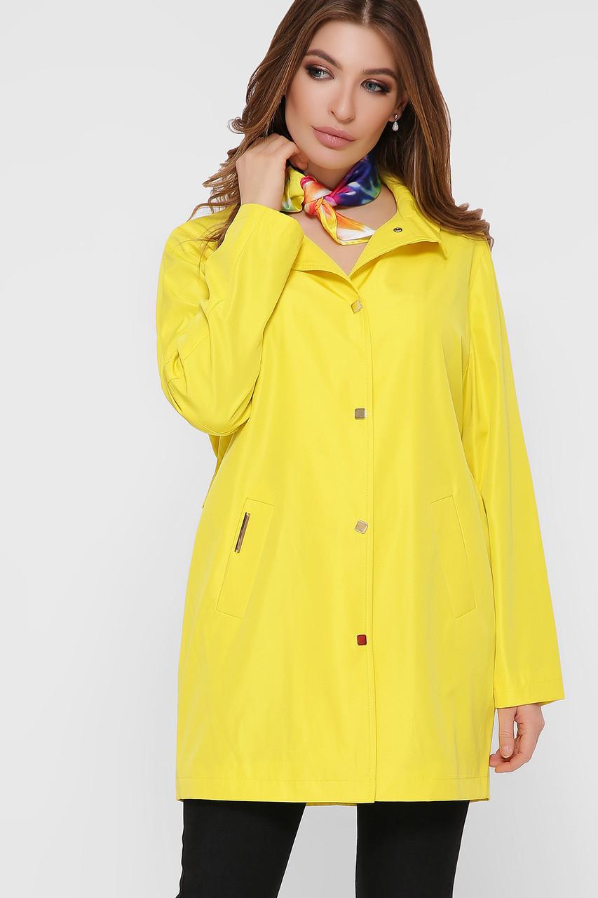 Женская куртка-ветровка с хлястиком размеры 40, 42, 44, 46