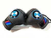 Подвеска боксерские перчатки BMW M-Performance серые 00247
