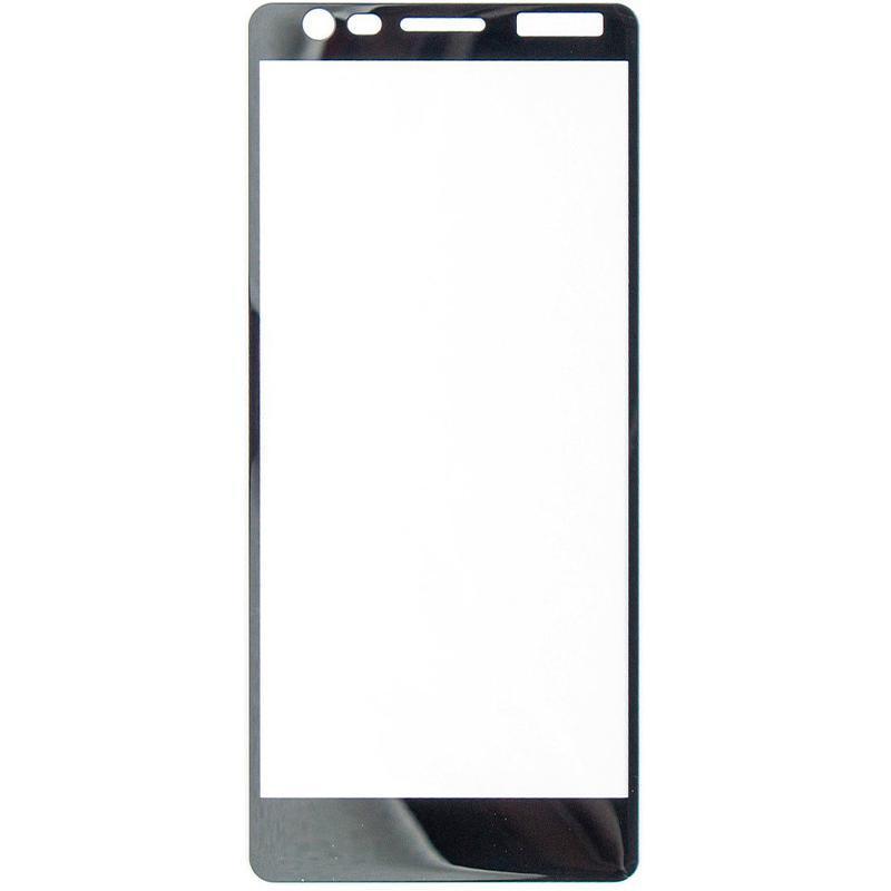 Стекло Nokia 3.1 Black