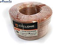 Кабель акустический CYCLONE 2*0.75мм