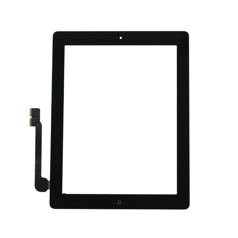Тачскрин + Len iPad 3 / 4 New Black with button Home