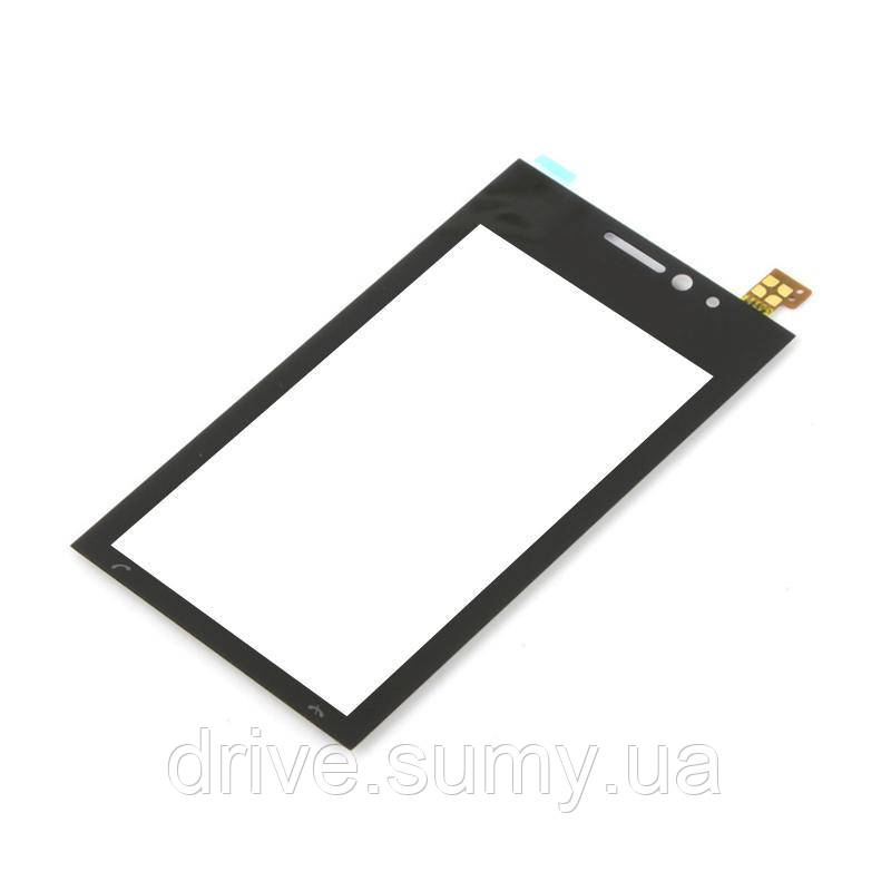 Тачскрин Sony Ericsson U1 Black OR