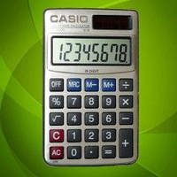 Калькулятор Casio С 3000