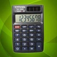 Калькулятор CITIZEN S-100/100N