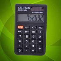 Калькулятор CITIZEN S-200/200N