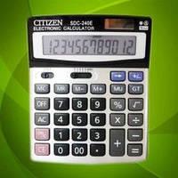 Калькулятор CITIZEN S-240E
